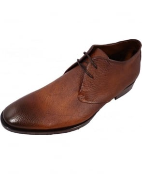 Oliver Sweeney Tan Sarnano Lace up Shoe