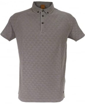 Hugo Boss Taupe Paterson-H 50308560 Short Sleeve Polo