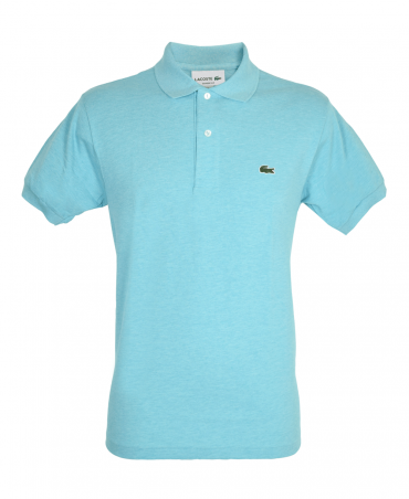 Turquoise Classic Fit L1264 Polo