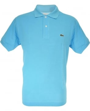 Lacoste Turquoise Classic Fit Polo Shirt