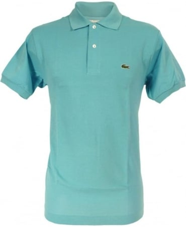 Lacoste Turquoise Classic L.12.12 Polo Shirt