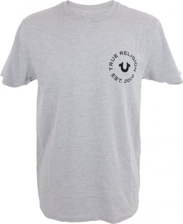 UK Crafted With Pride T-shirt In Grey