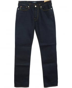 Paul Smith  Very Dark Blue Drainpipe Jeans JKCJ/200M/106