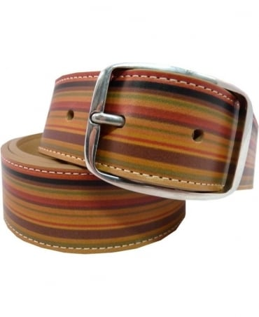 Paul Smith - Accessories Vintage Stripe Belt AKXA /4294/B124
