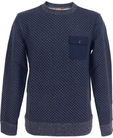 'Wealer' Sweatshirt In Navy