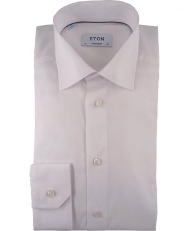 Eton Shirts White 256779311 Contemporary Fit Shirt
