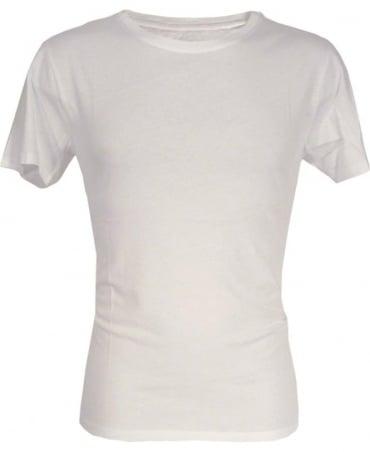 Colmar Originals White 7458W Crew Neck T-shirt