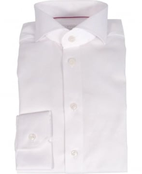 Eton Shirts White Contemporary Fit Shirt