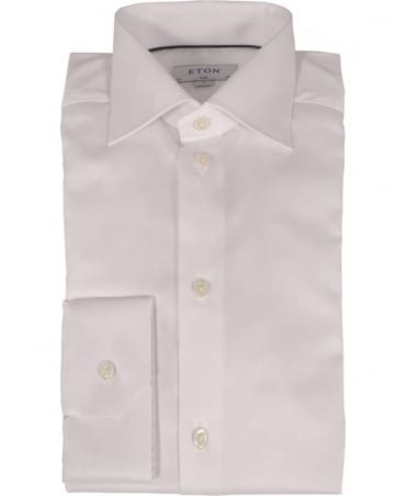 Eton Shirts White Cut Away Collar 312879511 Shirt