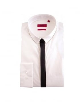 Hugo White Eino Shirt