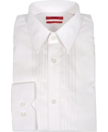 Hugo White Elisha Shirt