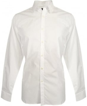 Paul Smith - PS White Gents Shirt PKXD/164L/800