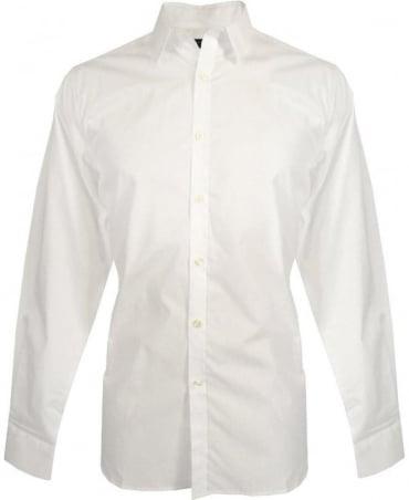 Paul Smith - PS White Gents Shirt PKXD/164L/800