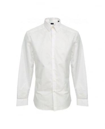 Paul Smith - PS White Gents Slim PJXD 356M 400 Shirt