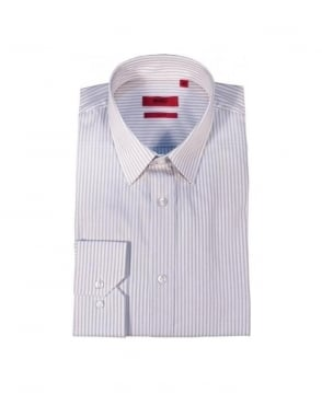 Hugo White & Grey Elisha Shirt