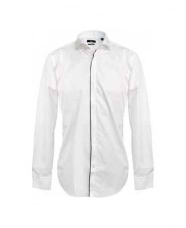 Hugo Boss White Jamison Shirt