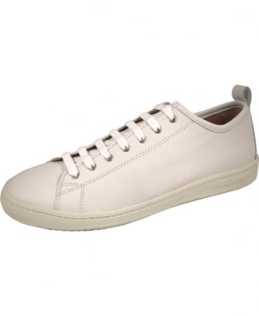 White Leather Miyata Shoe