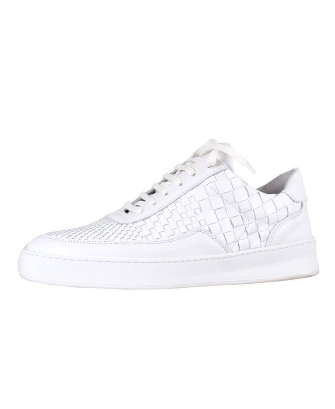 Low Mondo Plain Woven Shoe - Shoes