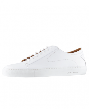 White Osimo Trainer