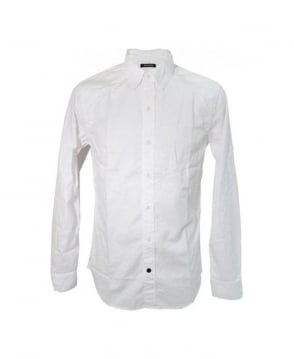 White Pinot Casual Shirt
