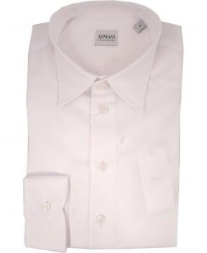 Armani White SC8F0 Collezioni Shirt