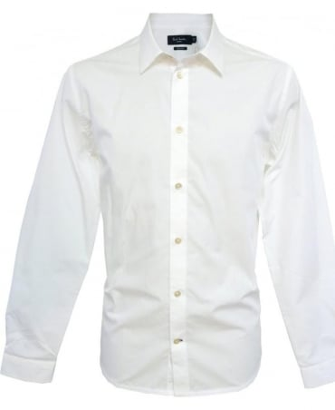 Paul Smith - Jeans White Shirt JKCJ/667M/130