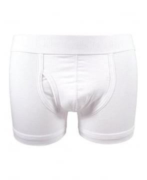 Paul Smith - Accessories White Short Trunk Boxers