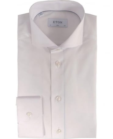 Eton Shirts White Slim Fit 255873608 Shirt
