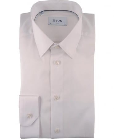 Eton Shirts White Slim Fit 256788511 Shirt