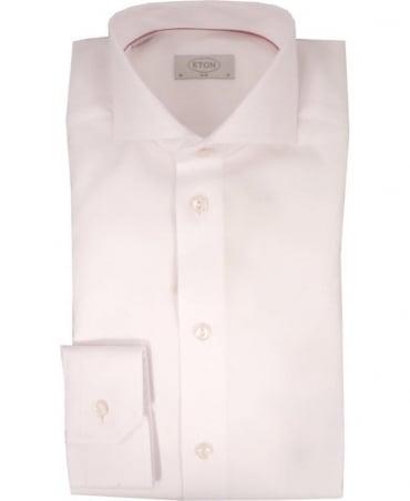 Eton Shirts White Slim Fit 31373573 Shirt