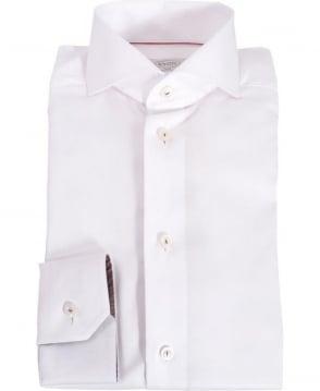 Eton Shirts White Slim Fit Formal Shirt