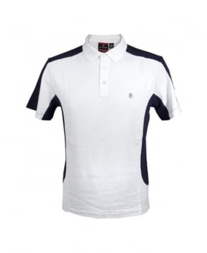 Victorinox White Tailor Fit M00860 Polo