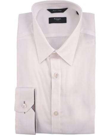 Paul Smith - London White The Byard PNXL-916-M01 Tailored Fit Shirt