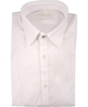Diesel White Toki Small Collar Shirt