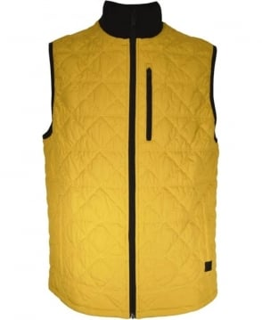 Victorinox Yellow Quilted M30048 Gilet