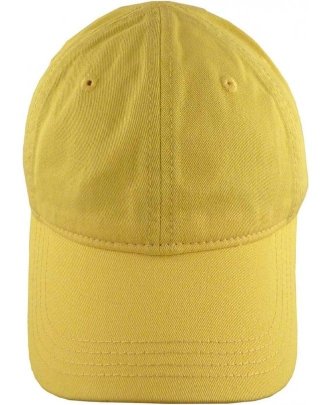 Lacoste Yellow  RK9811 Cap